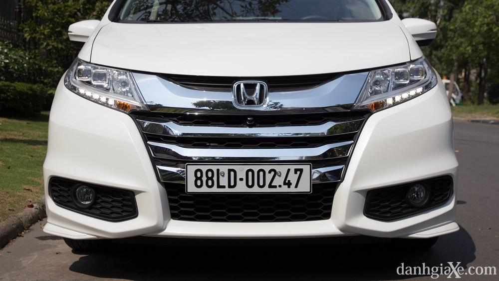 Xe Honda Odyssey_giaxehondaoto.vn