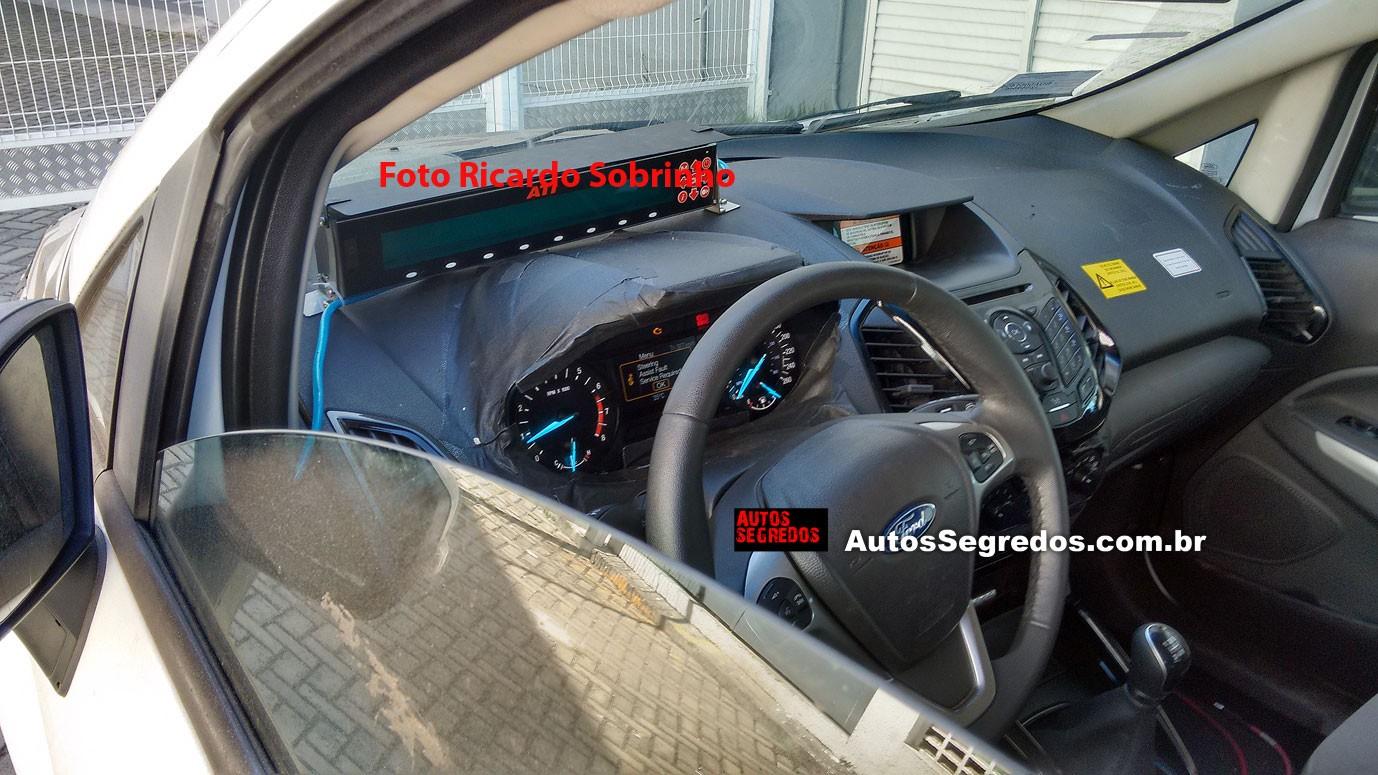 Giá xe Ford EcoSport 2017 facelift bao nhiêu? 3
