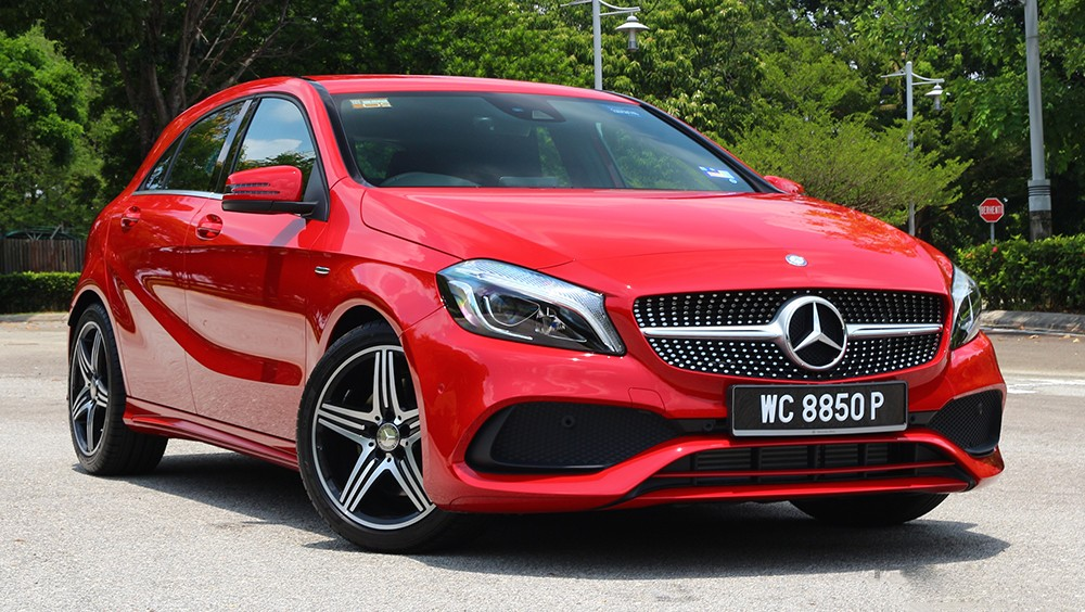 Mercedes-Benz A250 Sport 2016