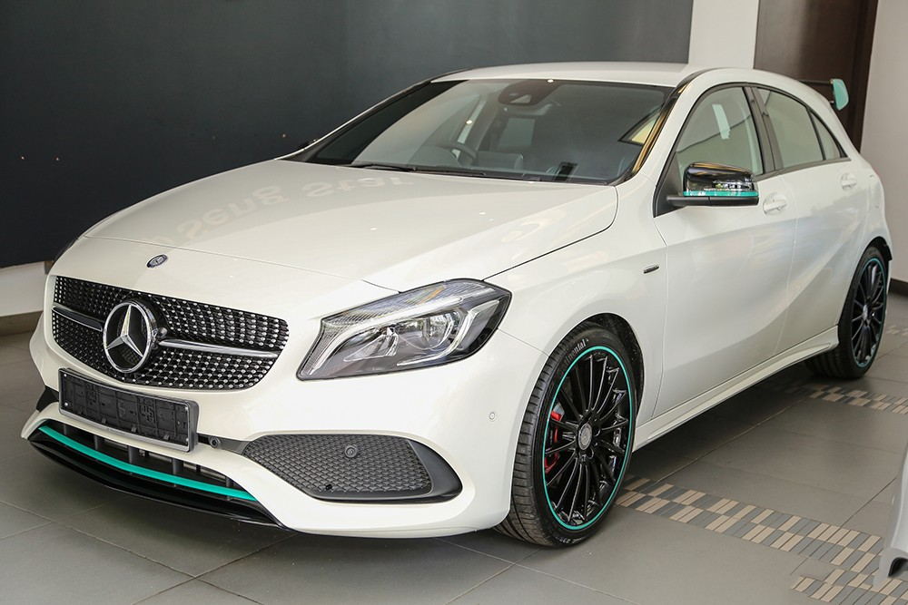 Mercedes-Benz A 250 Motorsport Edition