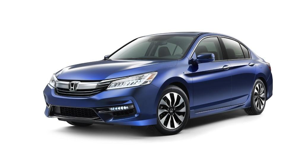 Honda Accord Hybrid 2017 cải thiện khả năng tiêu thụ nhiên liệu đáng kể 2
