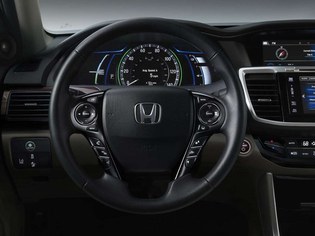 Honda Accord Hybrid 2017 cải thiện khả năng tiêu thụ nhiên liệu đáng kể 8