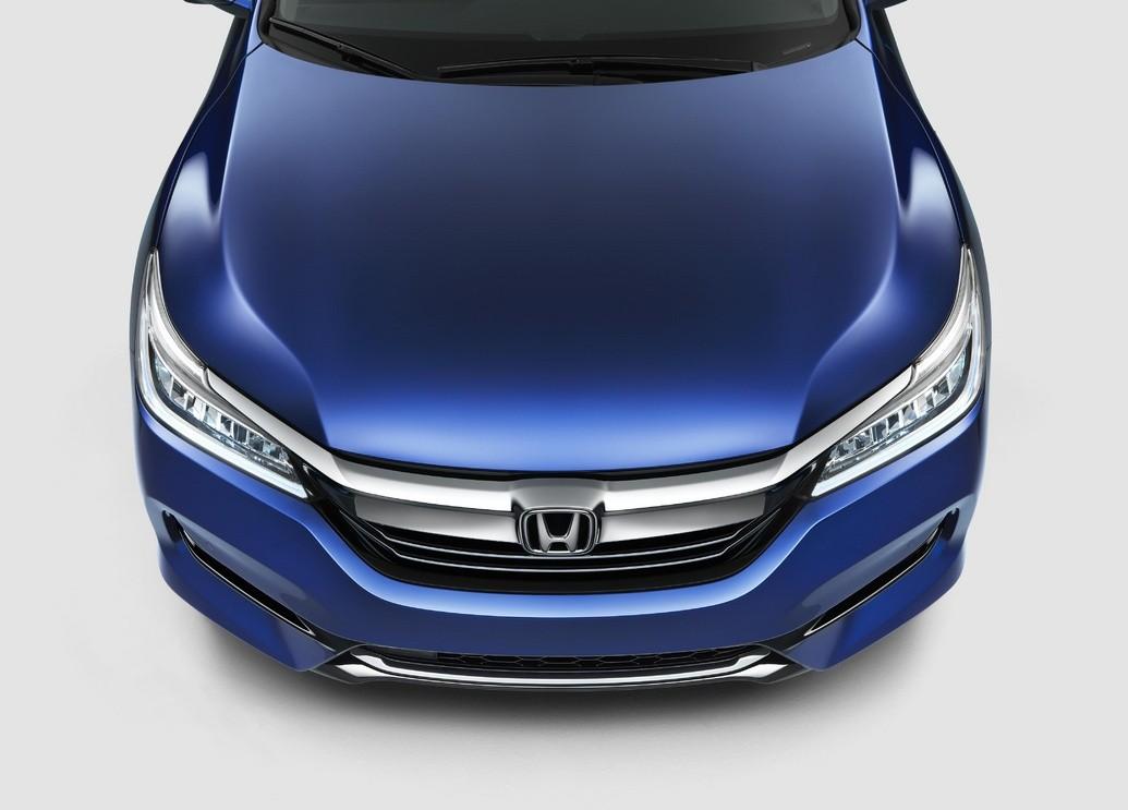 Honda Accord Hybrid 2017 cải thiện khả năng tiêu thụ nhiên liệu đáng kể 3