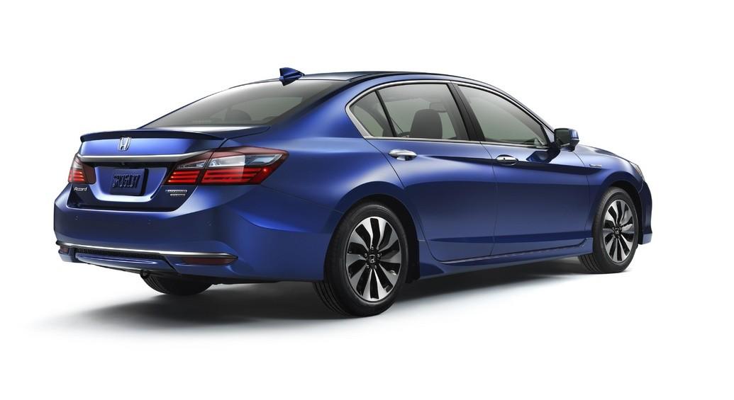 Honda Accord Hybrid 2017 cải thiện khả năng tiêu thụ nhiên liệu đáng kể 5