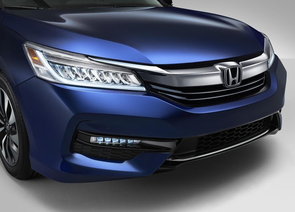 Honda Accord Hybrid 2017 cải thiện khả năng tiêu thụ nhiên liệu đáng kể 4