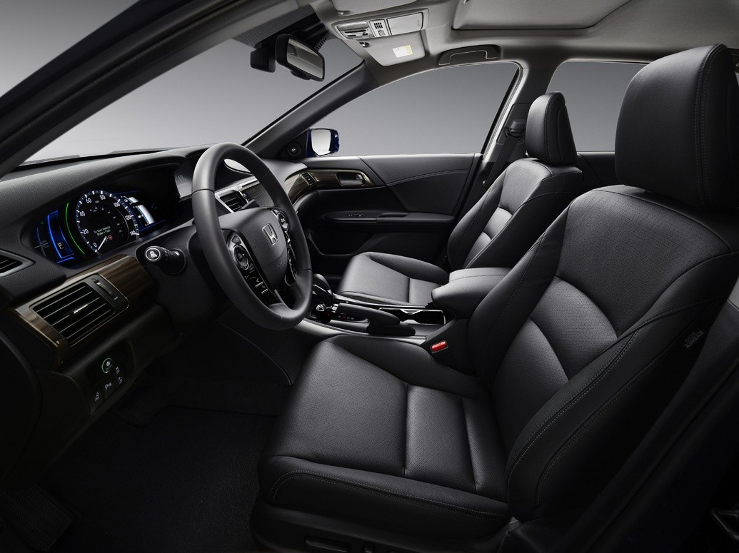 Honda Accord Hybrid 2017 cải thiện khả năng tiêu thụ nhiên liệu đáng kể 6
