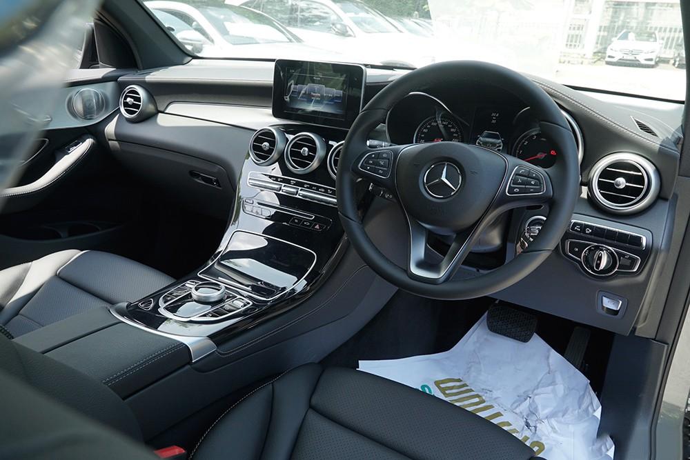 Mercedes-Benz GLC 250 Exclusive Line