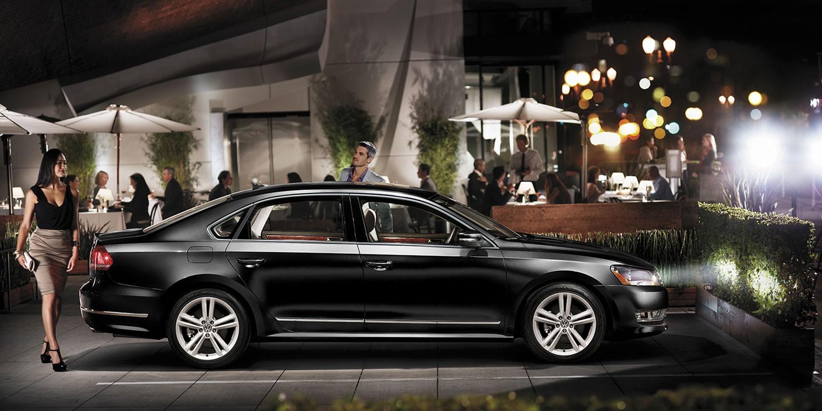 Volkswagen Passat 2016 xe mới, giá mới tại Việt Nam 5