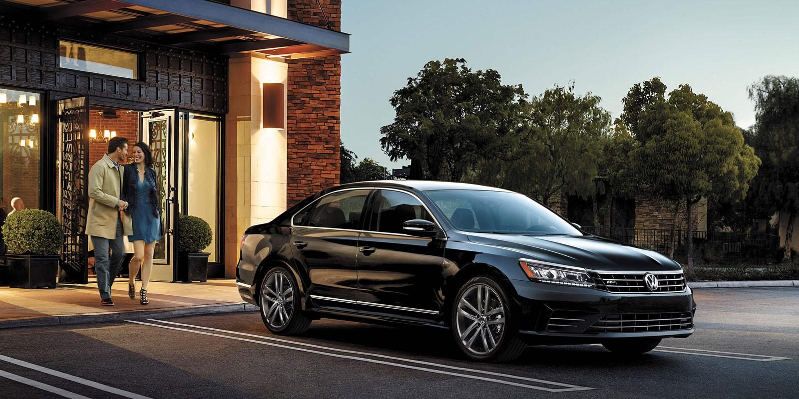 Volkswagen Passat 2016 xe mới, giá mới tại Việt Nam 2