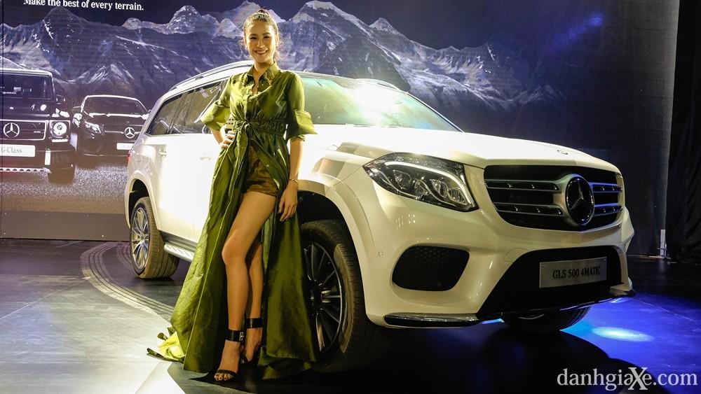 Giá xe Mercedes GLS-Class 2017 bao nhiêu? 5