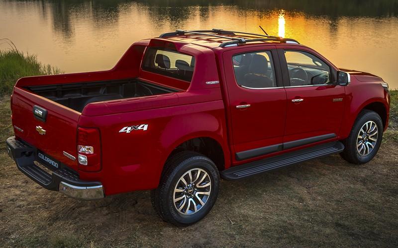 Giá xe Chevrolet Colorado 2017 chính thức chốt giá tại Thailand 2
