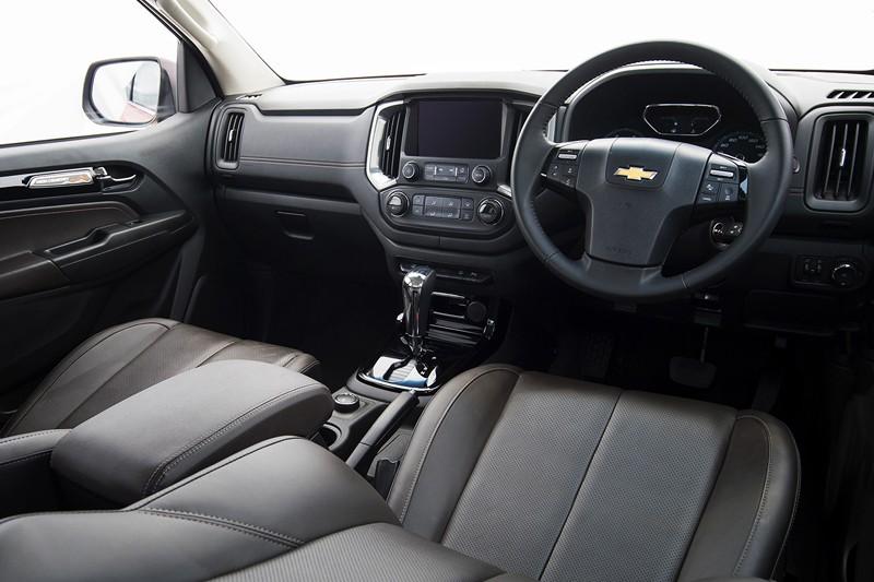 Giá xe Chevrolet Colorado 2017 chính thức chốt giá tại Thailand 3