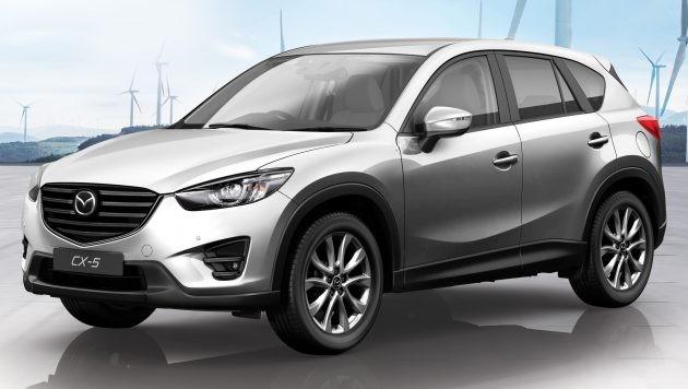 Giá xe Mazda CX-5 2.2L diesel khoảng 907 triệu VNĐ tại Malaysia