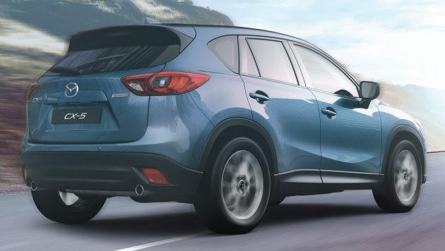 Giá xe Mazda CX-5 2.2L diesel khoảng 907 triệu VNĐ tại Malaysia 2