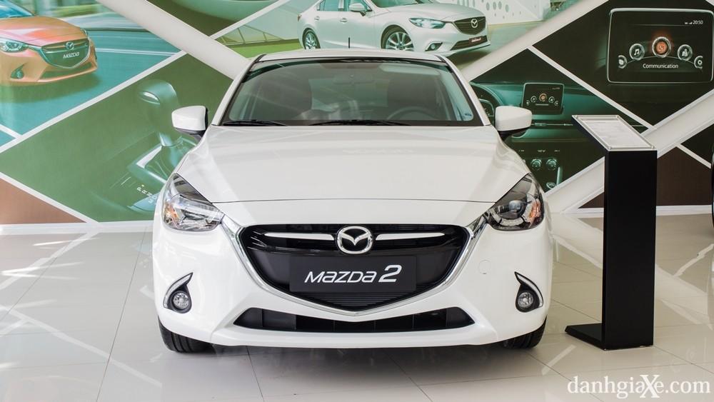 Đánh giá xe Mazda 2 2016, thiết kế nội ngoại thất & giá xe Mazda2 mới nhất 2