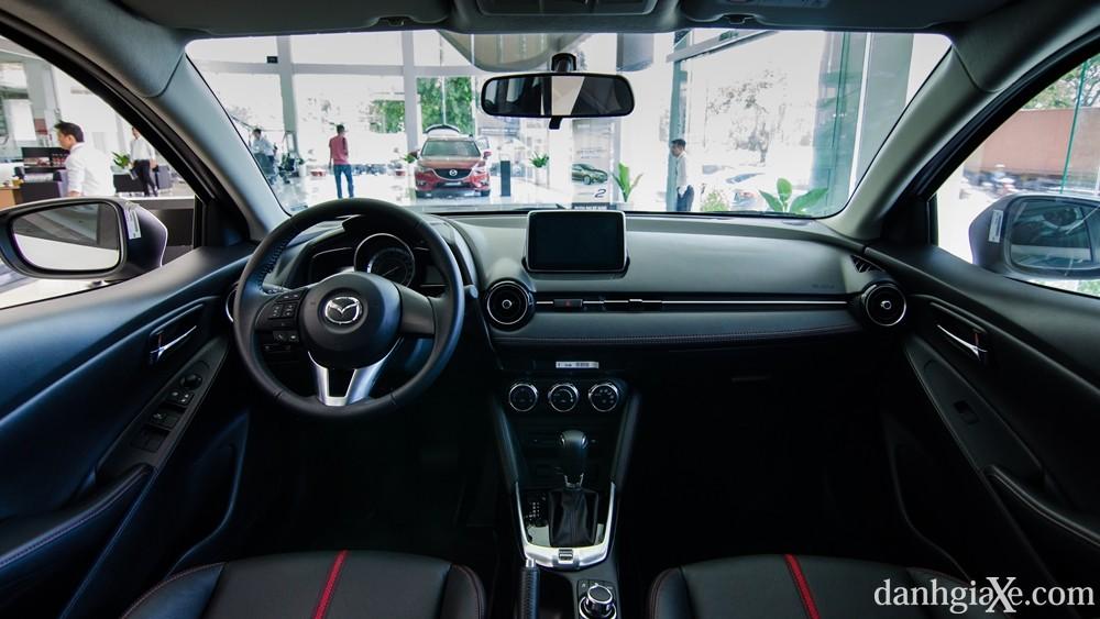 Đánh giá xe Mazda 2 2016, thiết kế nội ngoại thất & giá xe Mazda2 mới nhất 5