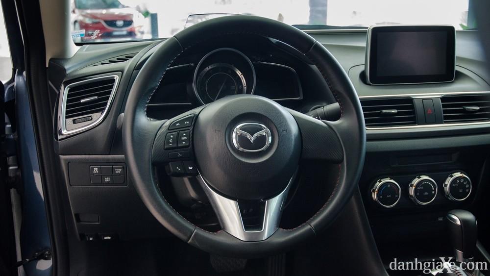 Đánh giá xe Mazda 2 2016, thiết kế nội ngoại thất & giá xe Mazda2 mới nhất 10