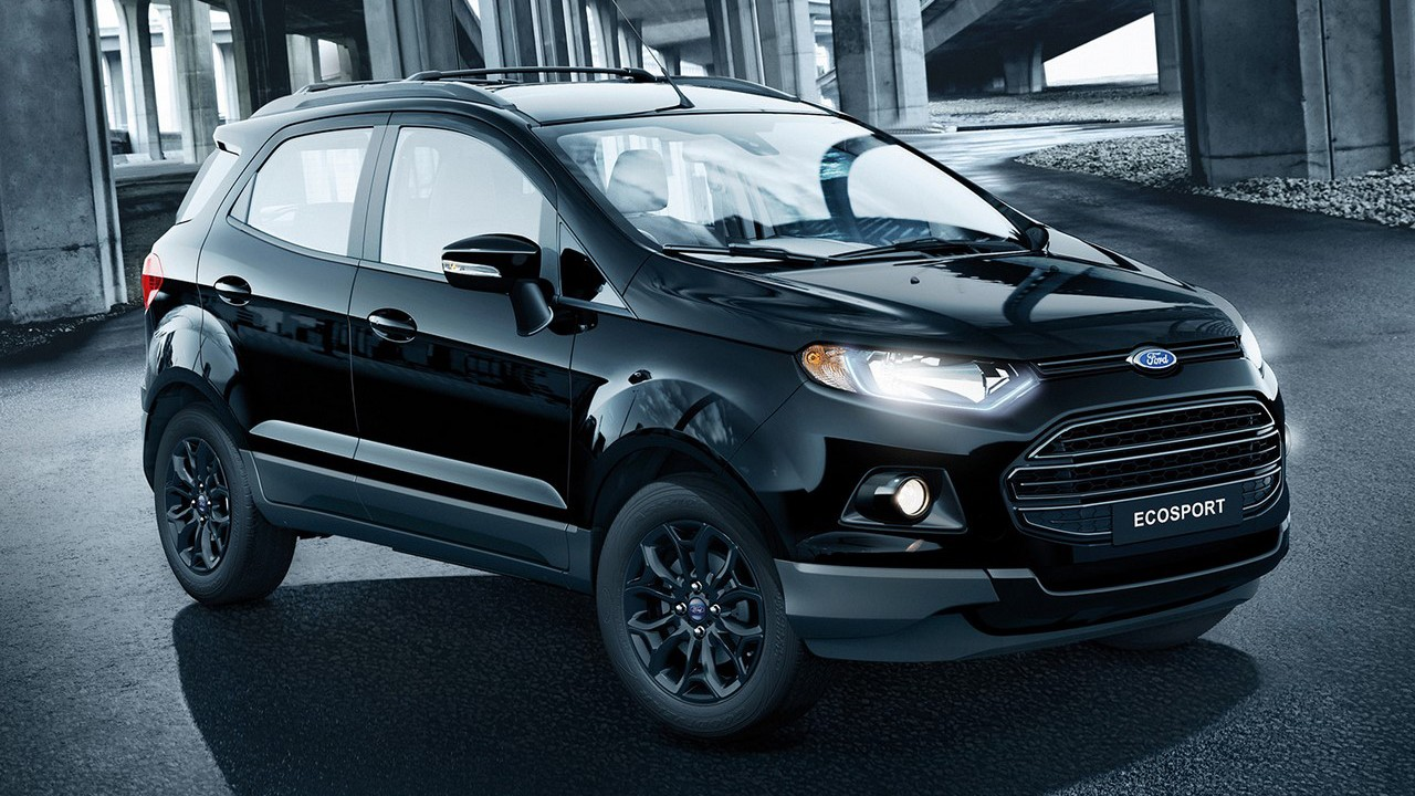 Ra mắt Ford EcoSport bản đặc biệt (Shadow Edition) với số lượng có hạn 2