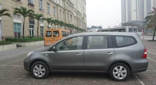 Top 5 mẫu xe SUV 7 chỗ cũ tầm giá 500 triệu đẹp & bền trên thị trường Việt 3