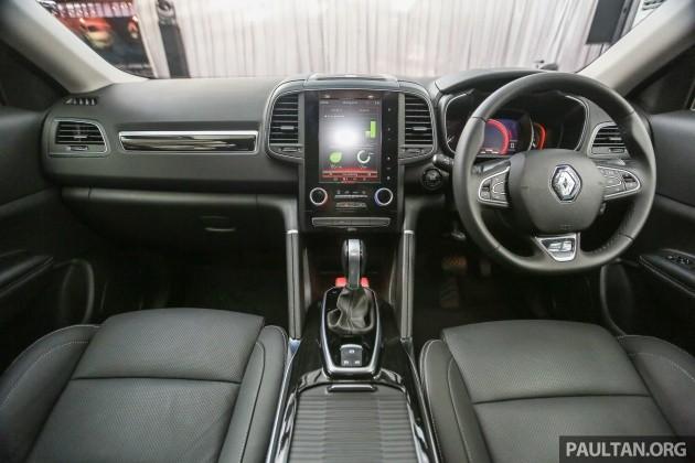 Renault Koleos 2017 giá bao nhiêu? Đánh giá & hình ảnh chi tiết
