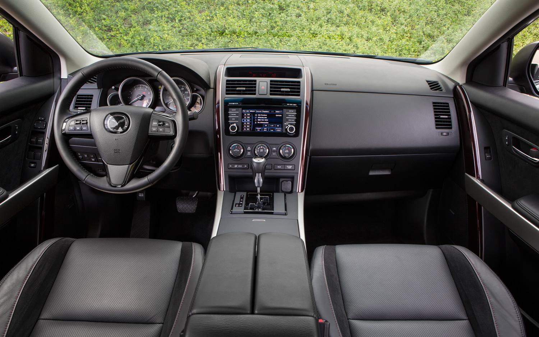 Hình ảnh Mazda CX-9 2013