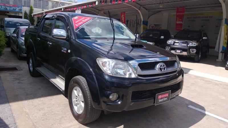 Toyota Hilux 2009