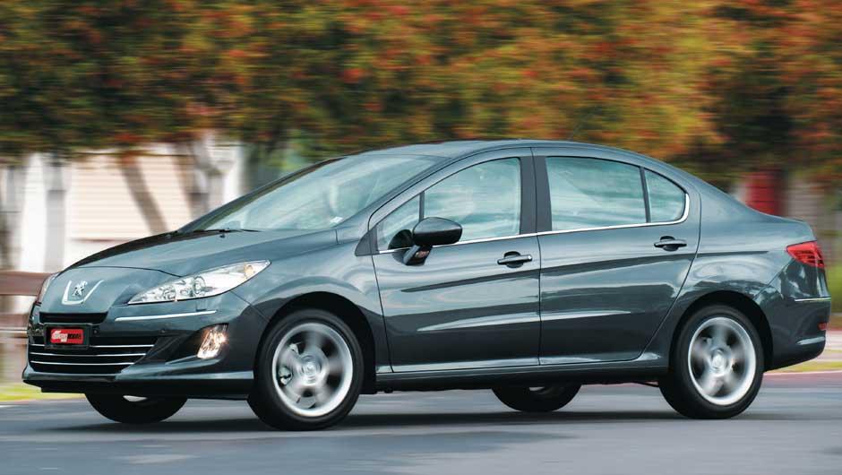 Xe hơi Pháp ở Viêt Nam - Peugeot
