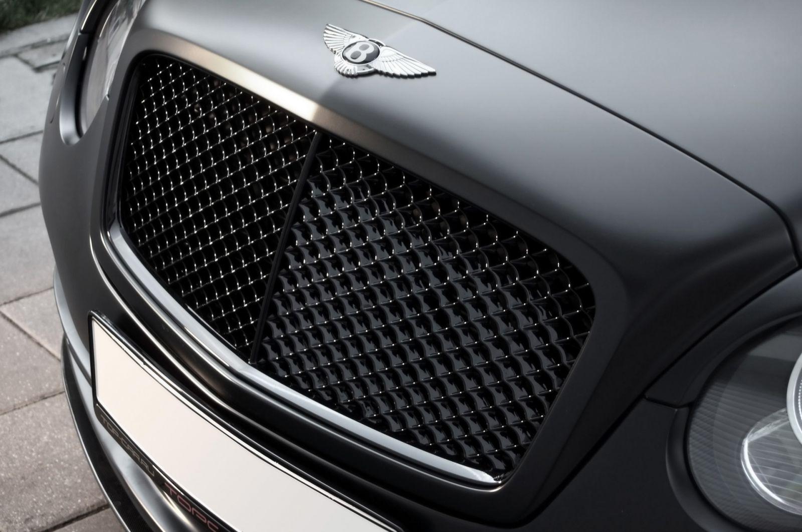 Lưới tản nhiệt ô tô Bentley