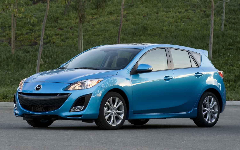 xe 5 cửa (hatchback) - Mazda 3
