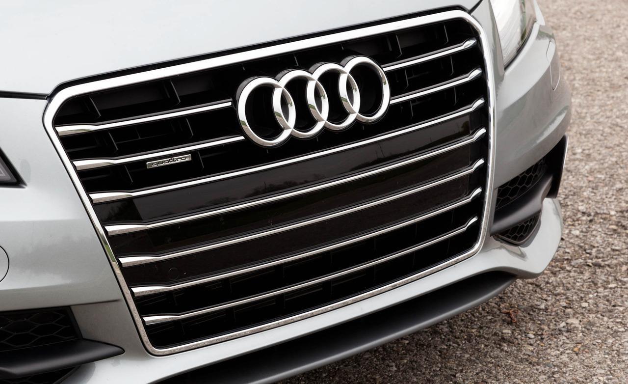 Lưới tản nhiệt ô tô Audi