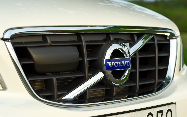Lưới tản nhiệt ô tô Volvo