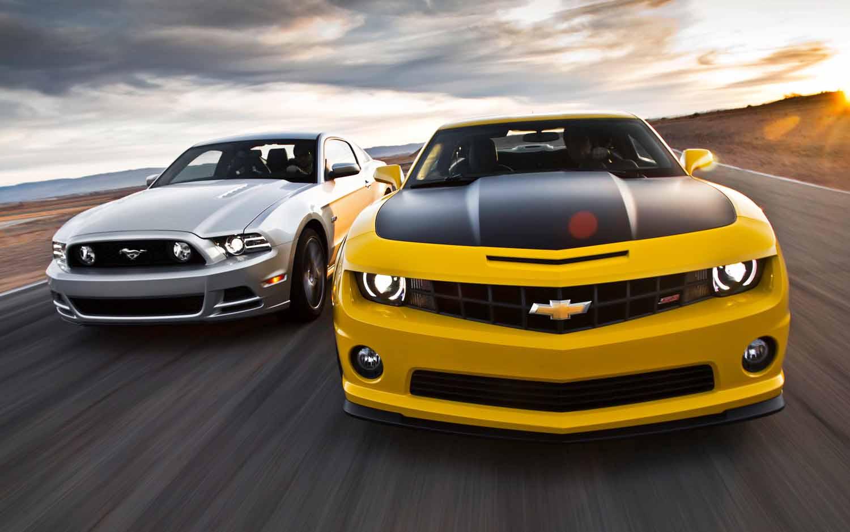 """Dòng xe """"đặc trưng"""" trong thế giới xe - Muscle Car"""