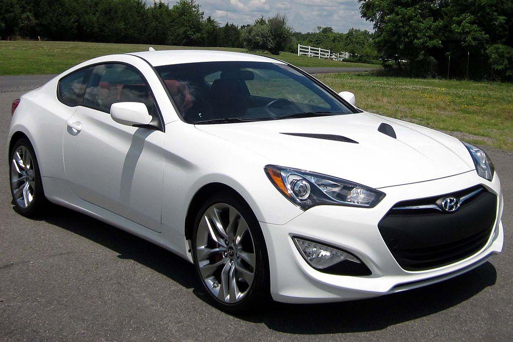 Xe thể thao - Hyundai Genesis Coupe