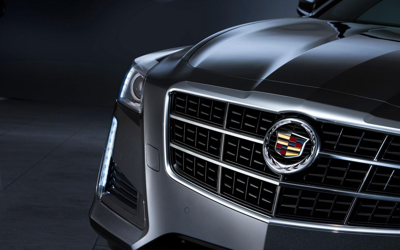 Lưới tản nhiệt ô tô Cadillac