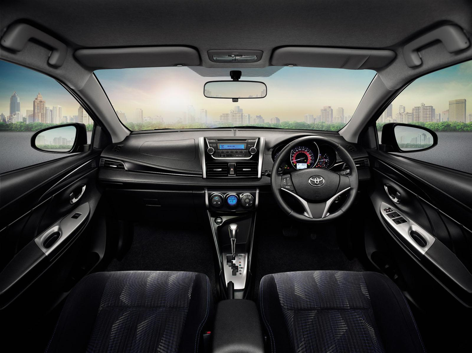 Toyota Vios 1.5S số tự động: 25.000 USD