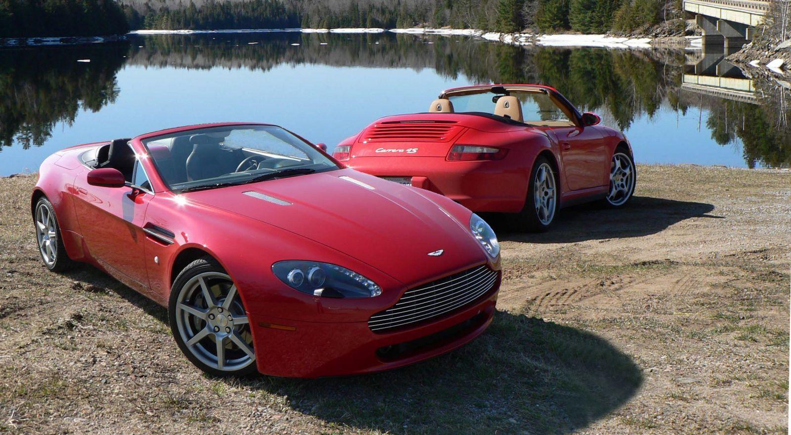 """Dòng xe """"đặc trưng"""" trong thế giới xe - Sport Car"""