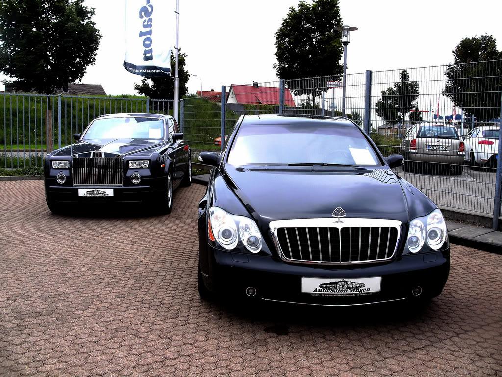 """Dòng xe """"đặc trưng"""" trong thế giới xe - Luxury Car"""