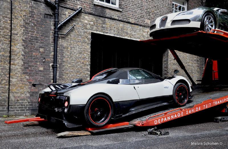 """Dòng xe """"đặc trưng"""" trong thế giới xe - Hyper Car"""