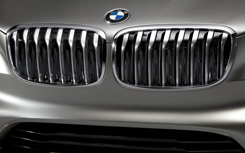 Lưới tản nhiệt ô tô BMW