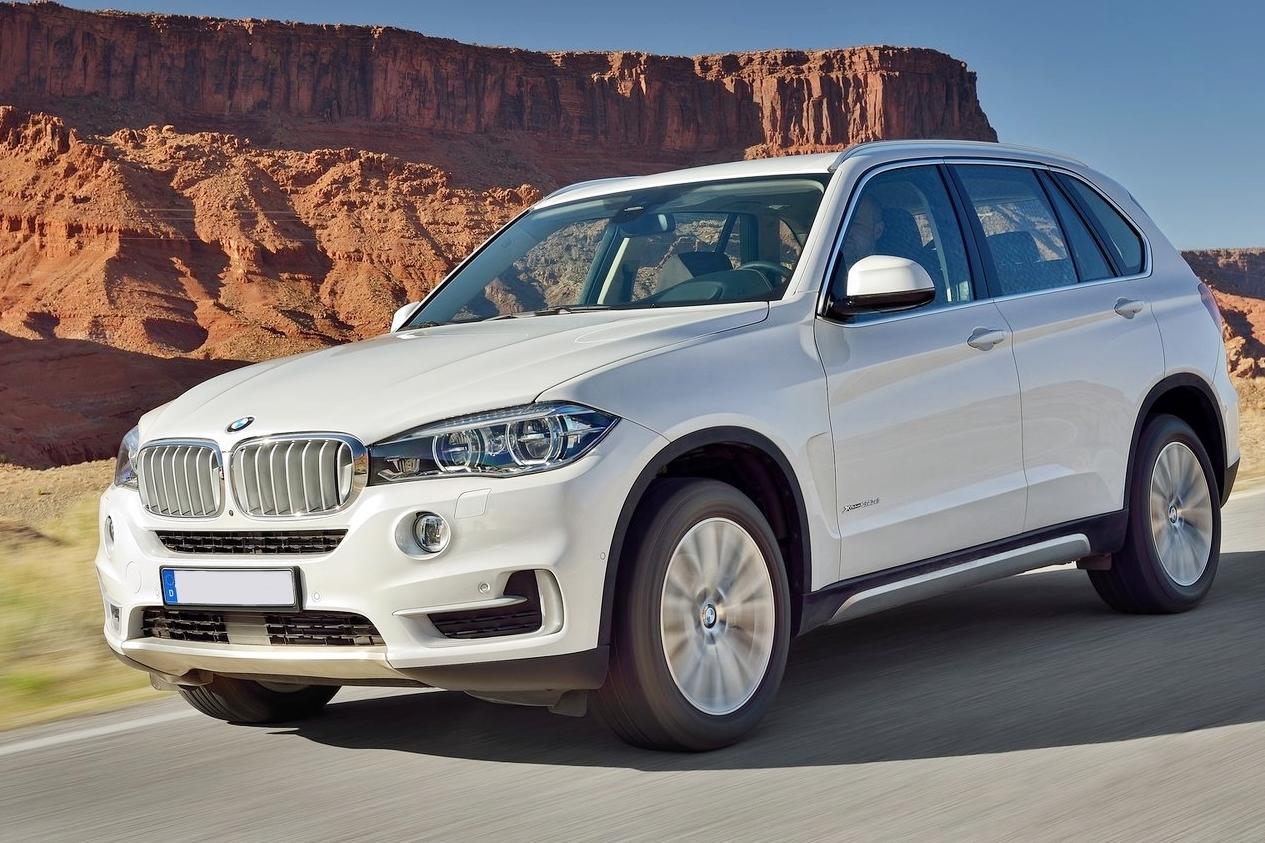 Đánh giá xe BMW X5 2014