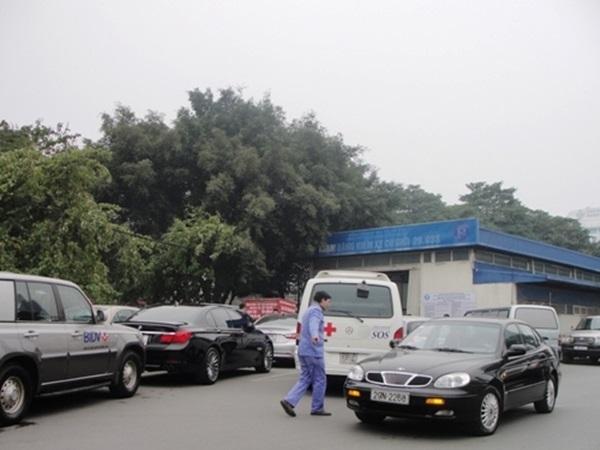 Trung tâm đăng kiểm xe cơ giới