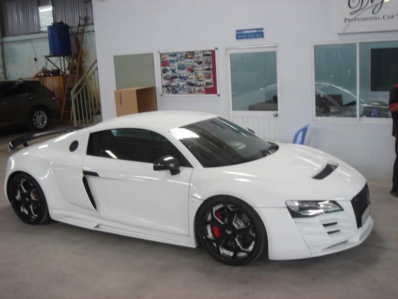 Độ xe ô tô - Audi R8