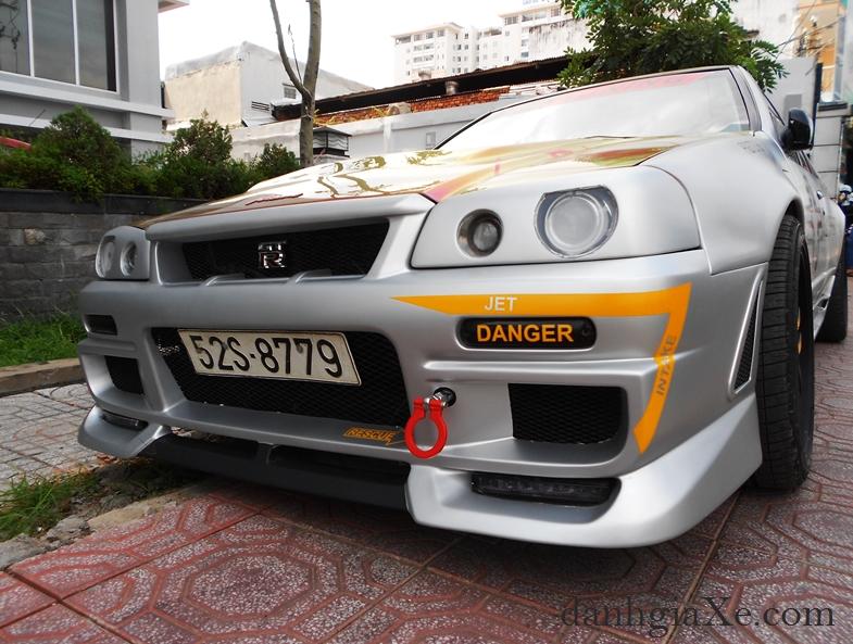 Độ xe ô tô - Bodykit