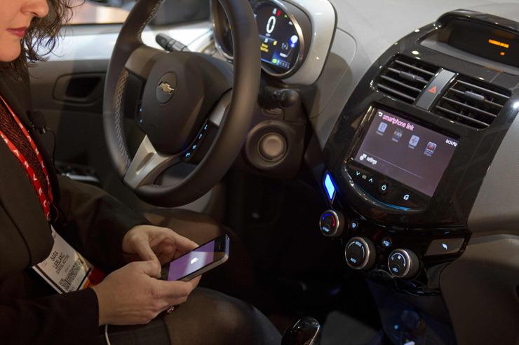 công nghệ ô tô cần trang bị ở Việt Nam - kết nối Bluetooth