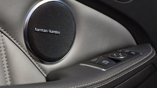 nâng cấp hệ thống âm thanh - loa harman/kardon