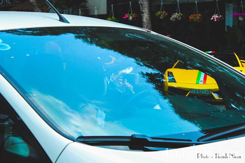 Dàn siêu xe ô tô khủng tụ họp ở Sài Gòn - mơ ước...