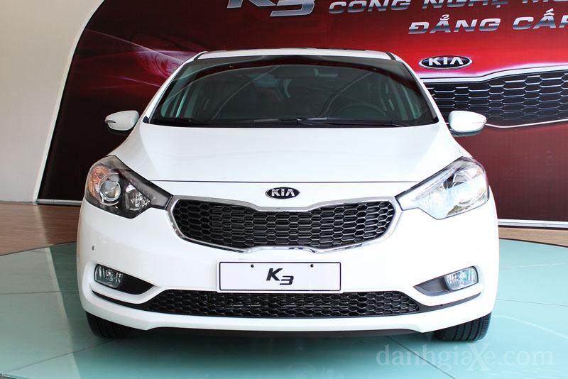 xe 5 cửa (hatchback) - Kia K3