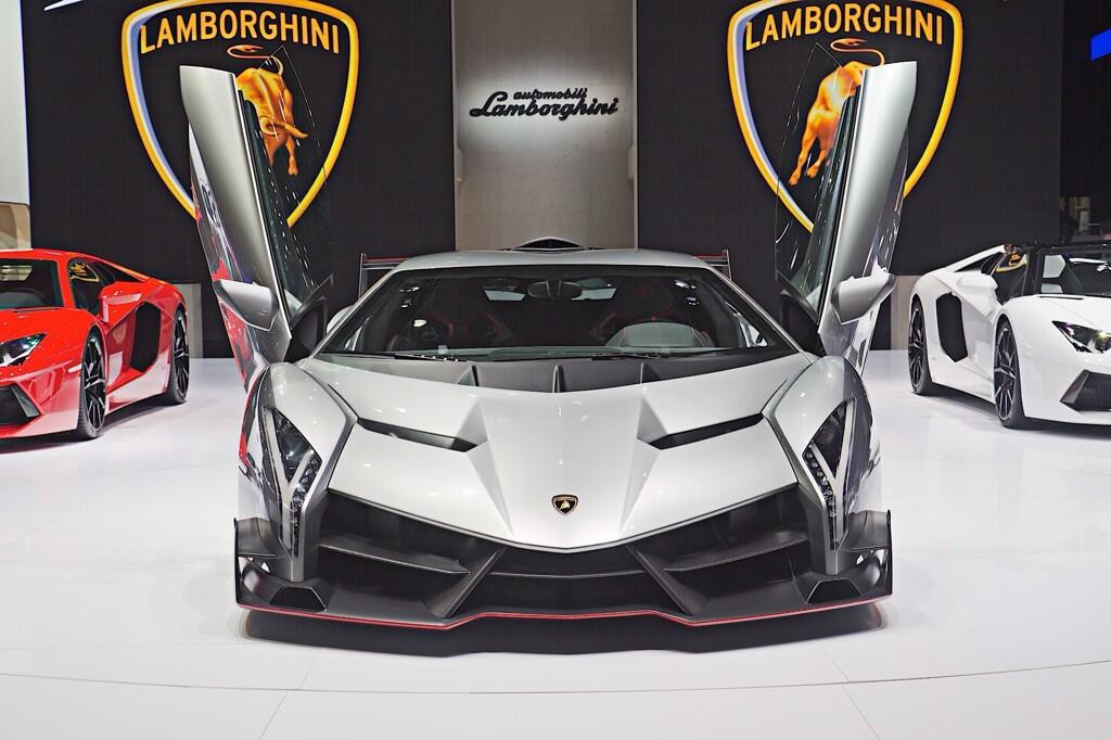 Siêu xe đắt nhất thế giới - Lamborghini Veneno