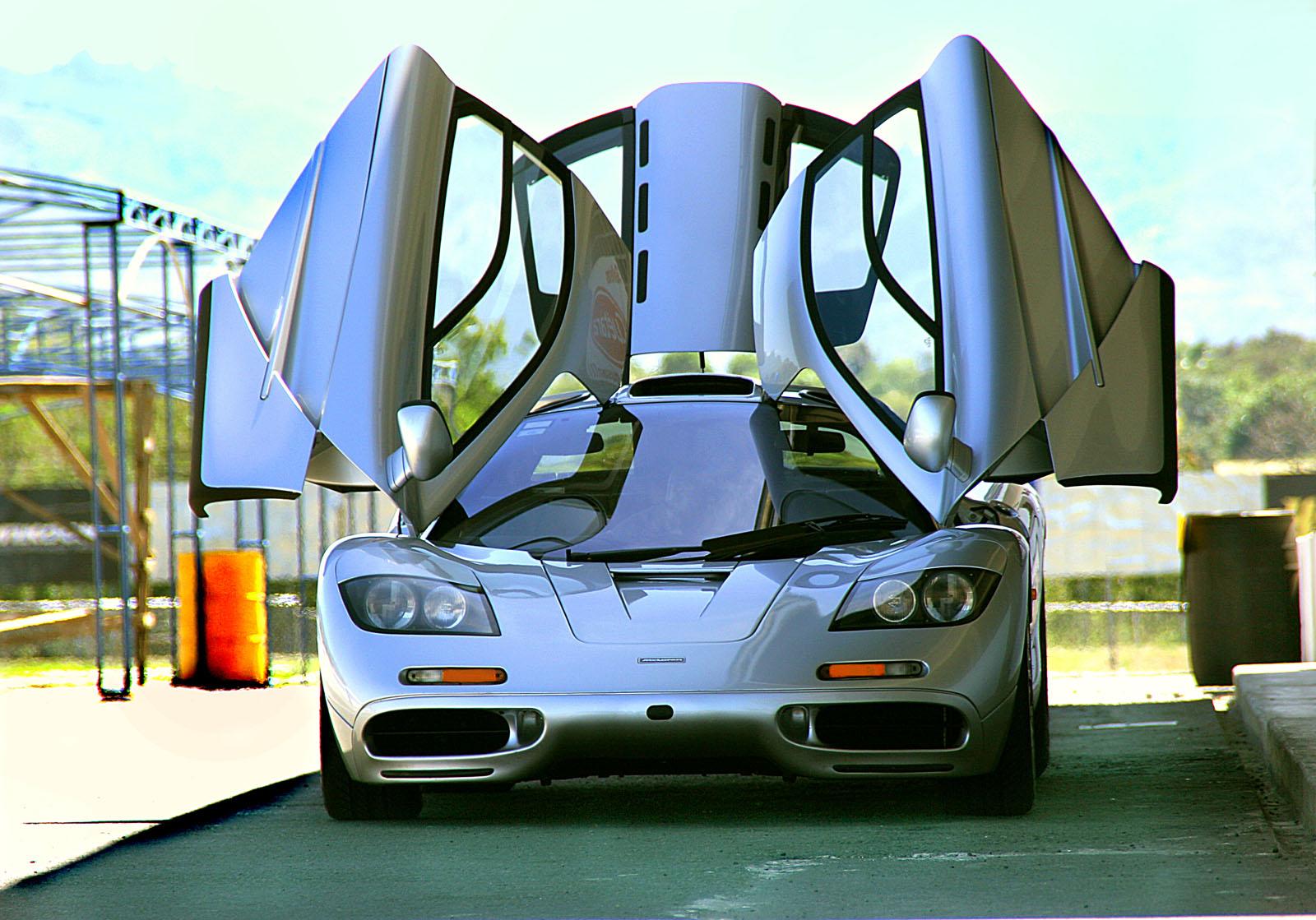 Siêu xe đắt nhất thế giới - McLaren F1