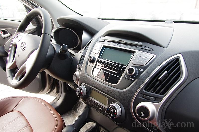 Bảng tablo Hyundai Tucson 2012